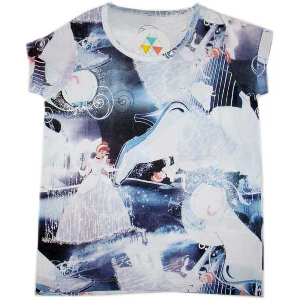 Little Eleven Paris top Cinderella