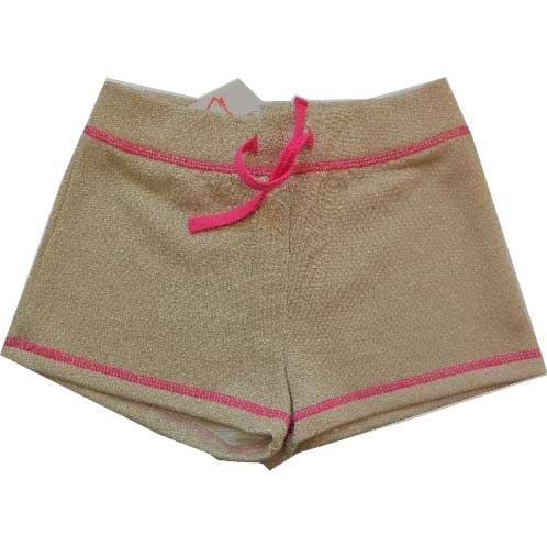 Wild Suki short Gold Sweat